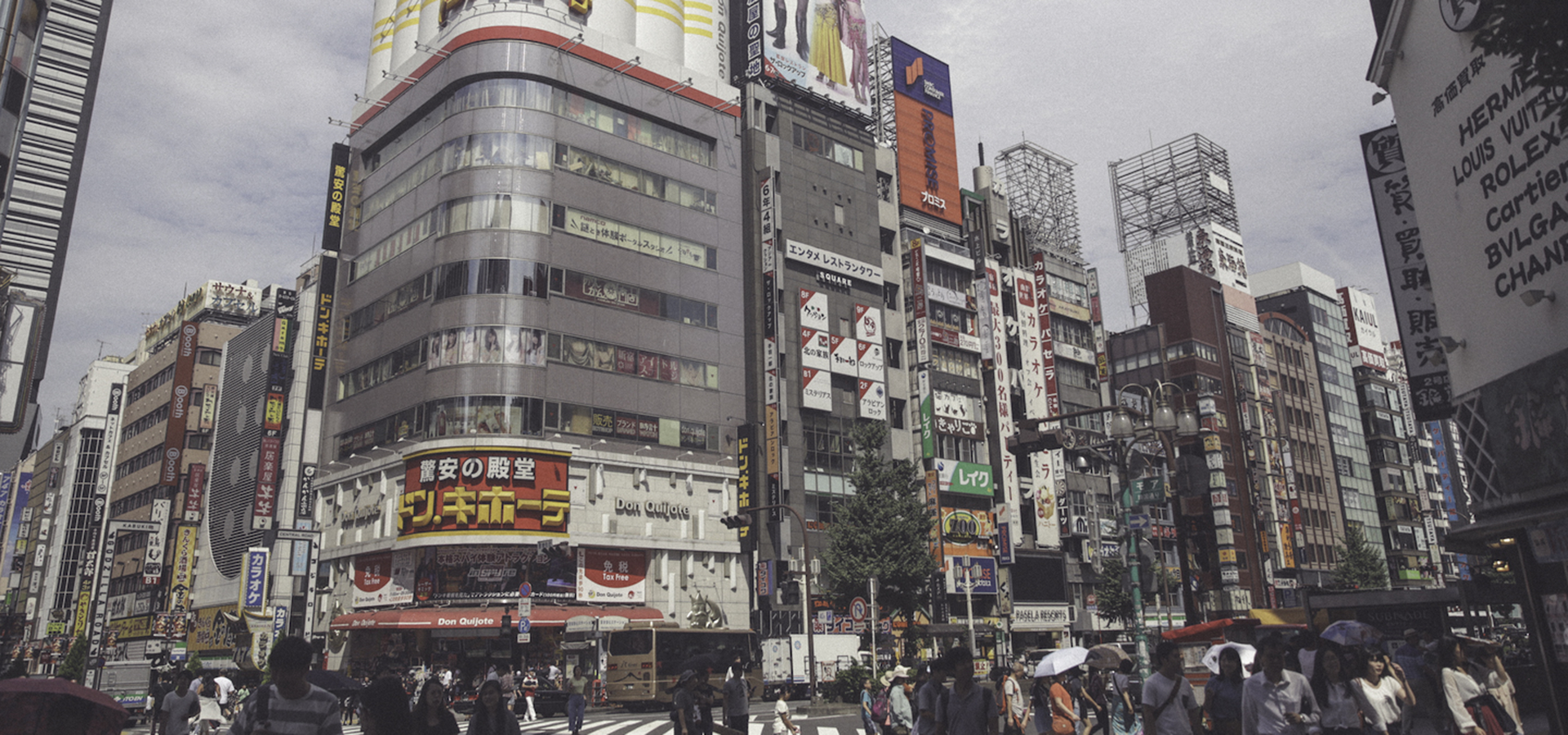 EXPLORING OLD TOKYO WITH THE NEW URBAN SERIES