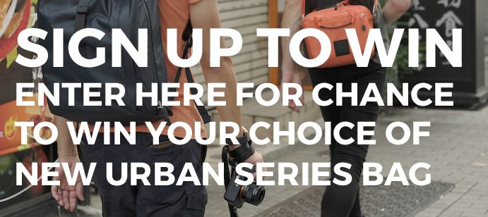 Link to urban series bag contest