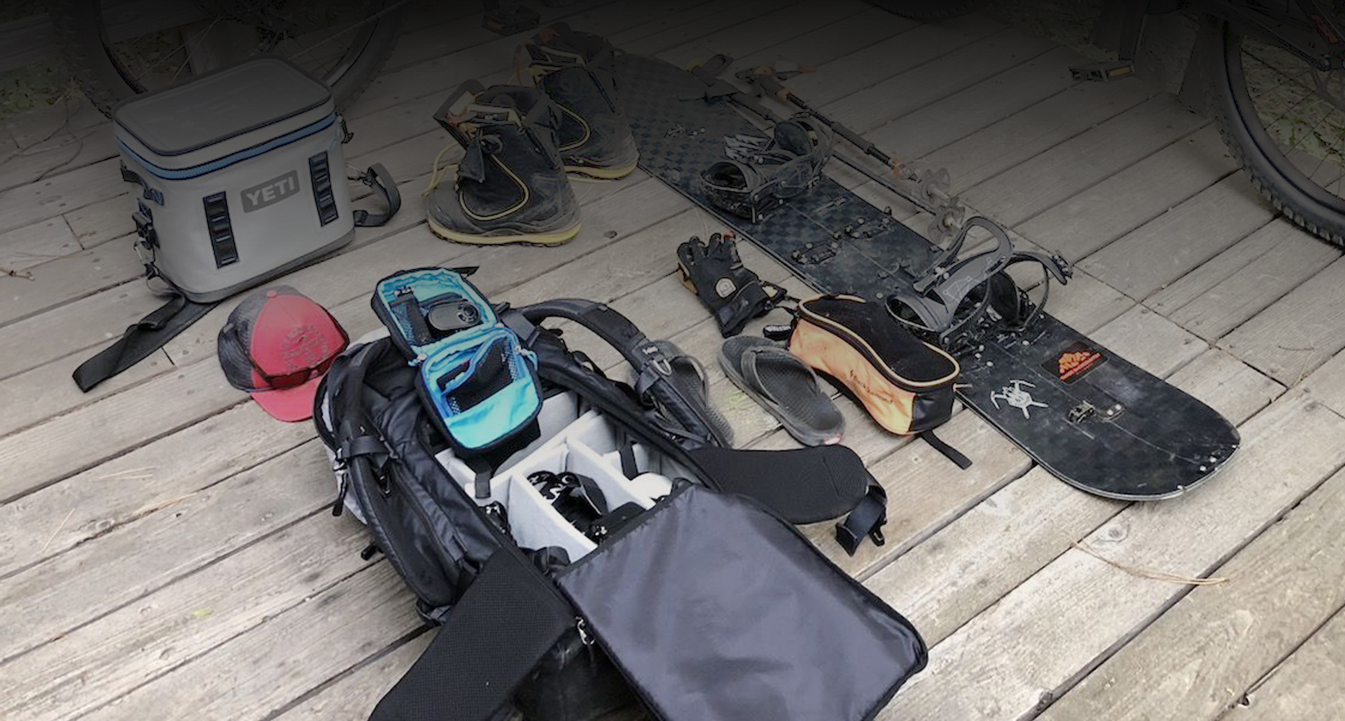 f-stop    Modular Camera Backpacks and Accessories
