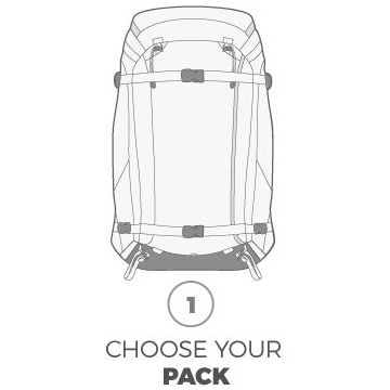 f-stop system step one: Pick your Pack